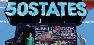 Surfing 50 States
